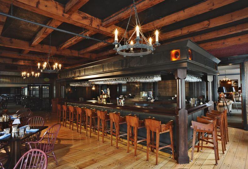Bar at the inn