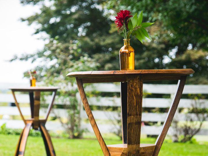 Tmx 2 Wine Barrel Cocktail Tables 51 914305 158077646834152 Waterford, VA wedding venue