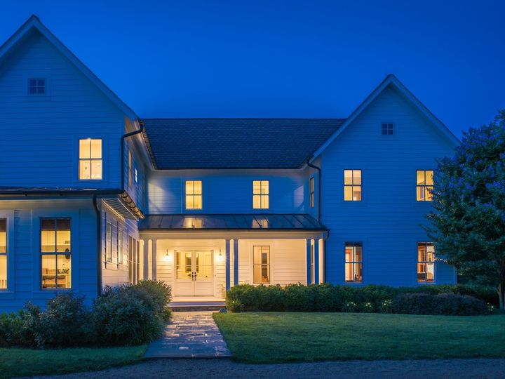 Tmx Farmhouse From Driveway At Dusk 51 914305 158077261920363 Waterford, VA wedding venue