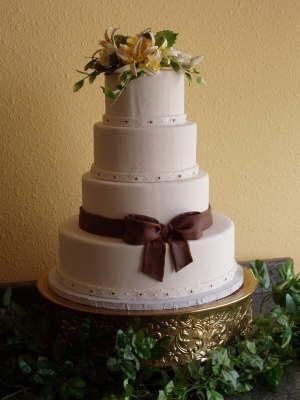 Wedding cakes bossier city la