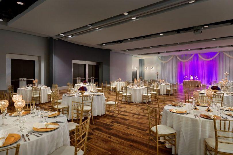 Ballroom Midtown Wedding