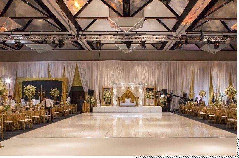 Ballroom, Intl Wedding, IEC