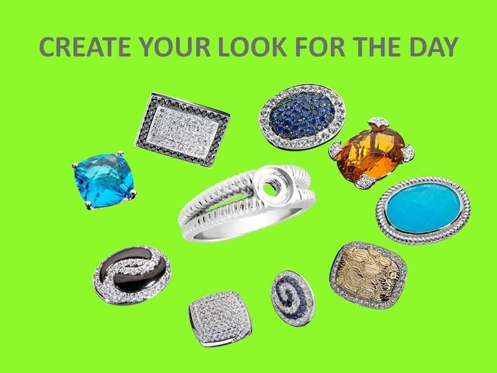 create your look of the day