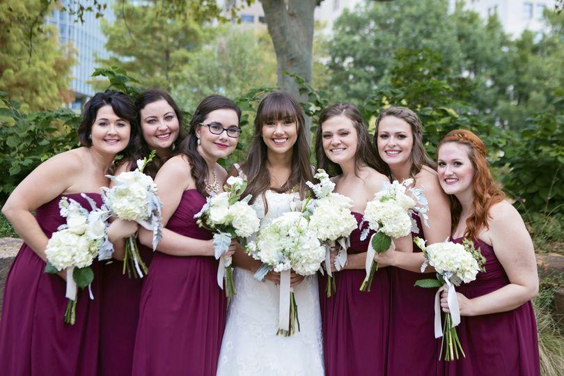 Myriad Garden Wedding