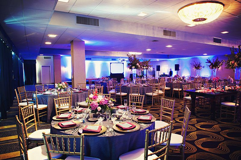 rochester ny wedding florist radisson hotel rivers