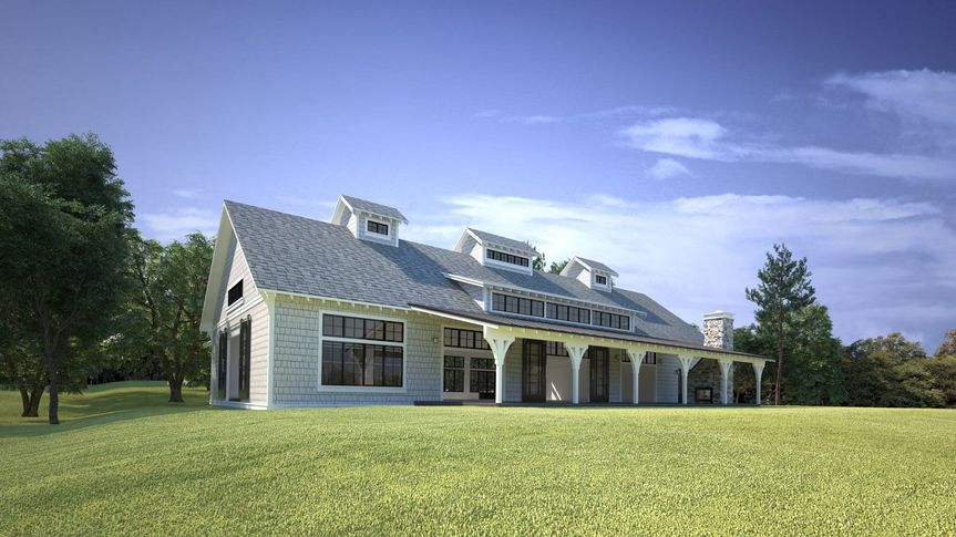 Carriage House rendering