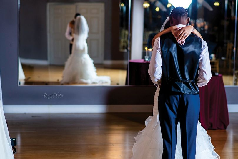 Reflection of the first dance