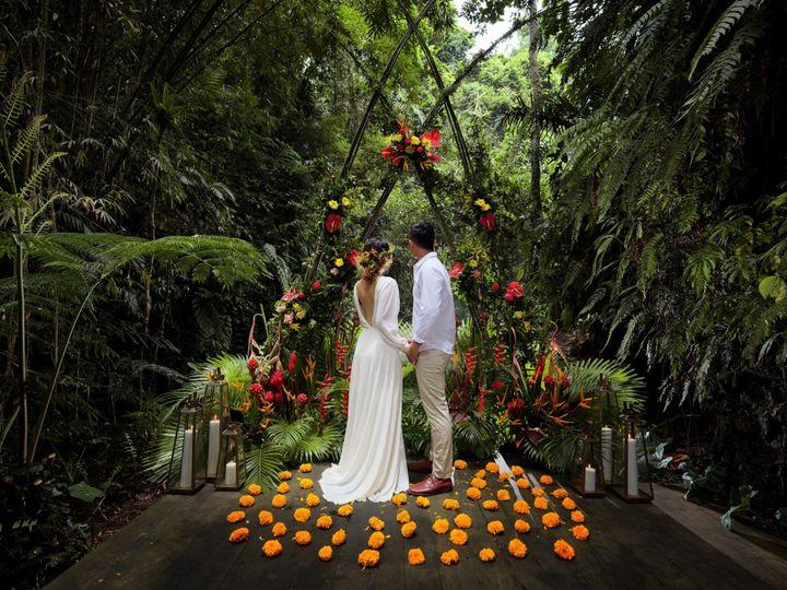 Tmx Ubud Experiences Jungle Wedding 05 51 1867305 158888209453481 New York, NY wedding travel