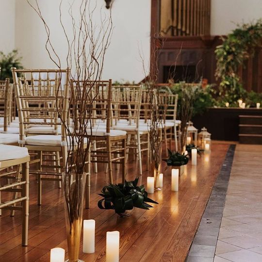 Main Hall Ceremony