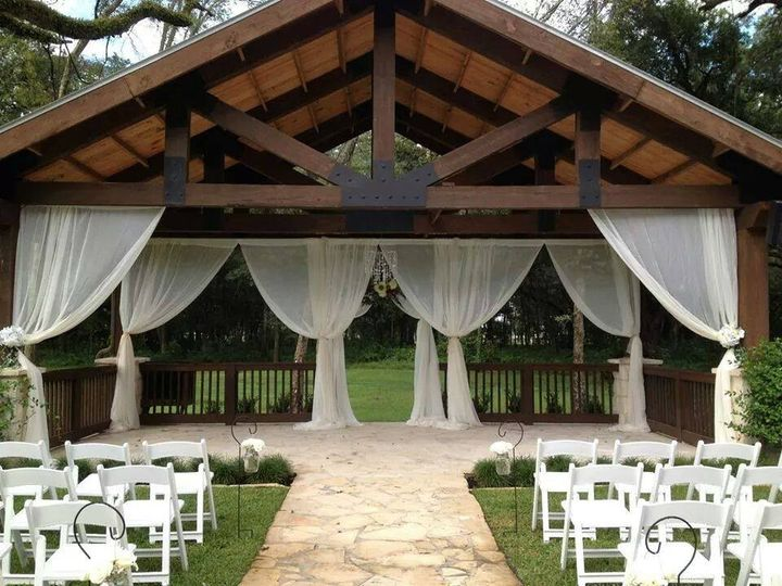 gazebo triple drape 2
