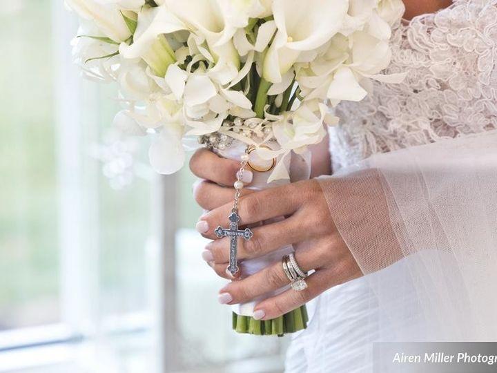 Tmx 1504027833379 Mancinihoganairenmillerphotographyariawedding63of1 Stamford, New York wedding florist