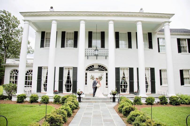 White mansions