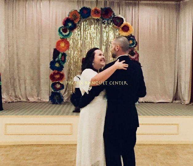 First Dance. Athena Ballroom