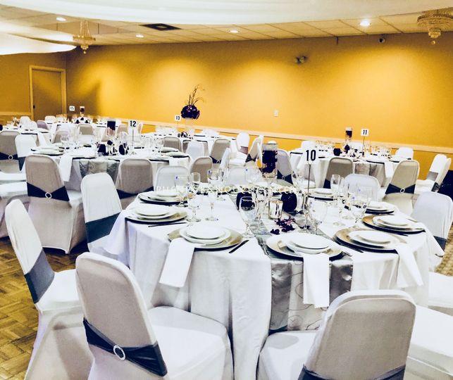 Wedding Reception. Athena Ball