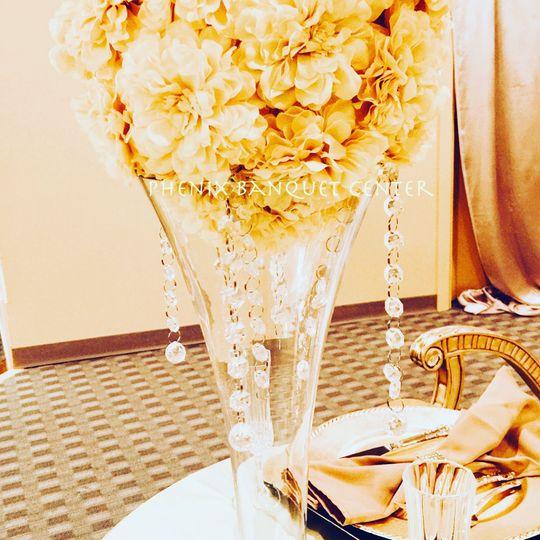 Sweetheart table. Athena Ballr