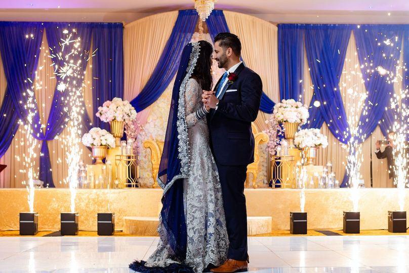 SPARKURLAR | DESI WEDDING