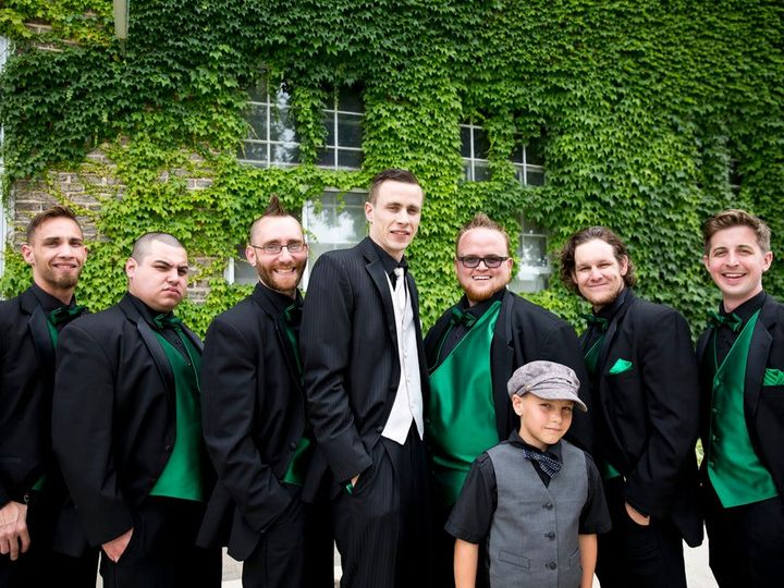 Tmx Groomsmen 51 1862405 1564003257 Brooklyn, NY wedding photography