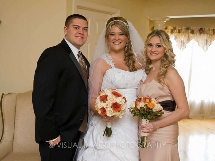 Tmx 1373382335637 Brenda And Donald 6 New Egypt wedding florist