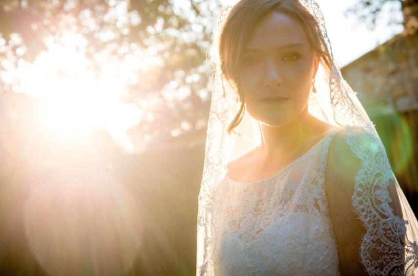 Wedding Photography - dynamic light