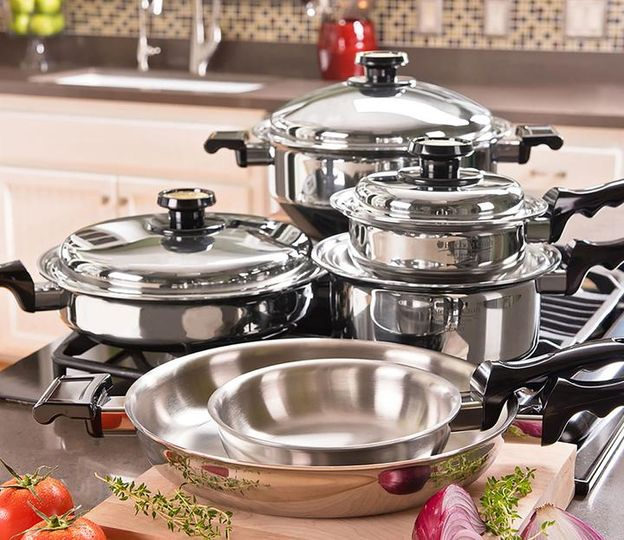 The beauty of this cookware