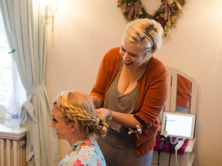 Tmx 1479234618692 Kelsey Keith Married Gettingready 0009 Centreville, VA wedding beauty