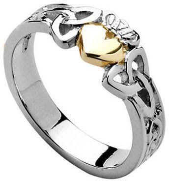 Tmx 1515953863 4107e321b0d41a1c 1515953863 7688fc271cf8fdfa 1515953864061 1 Claddagh Rings Dub Boston wedding jewelry