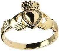 Tmx 1515953878 4e35db9aa226ea21 1515953877 1629ad7eca519fde 1515953878759 4 Silver Claddagh Ri Boston wedding jewelry
