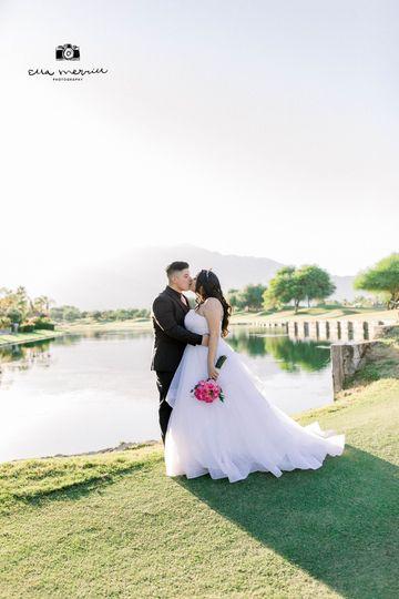 Krista & Albert Wedding Day