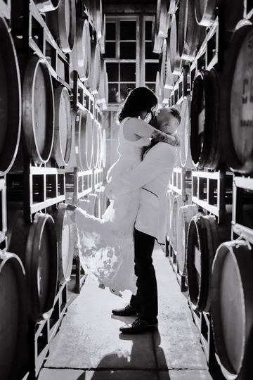 Barrel Hall Wedding