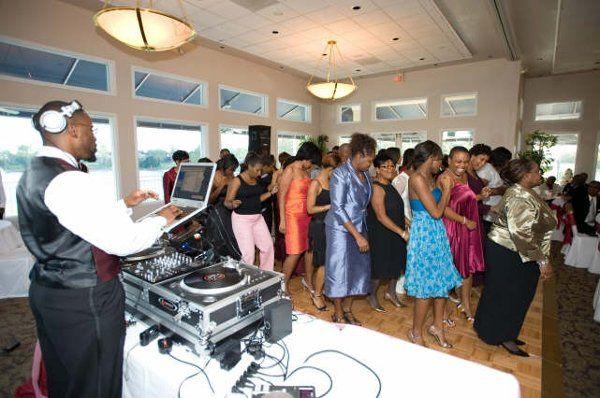 wedding in Orlando, Florida Golf Club.  10/07/2008