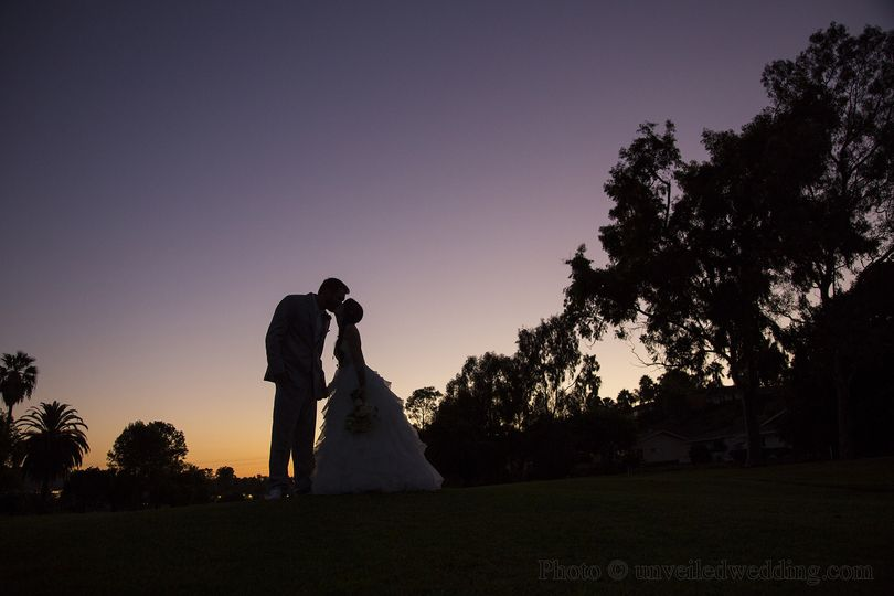 Sunset Course Photo