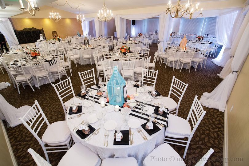 Reception Room for 160 guests