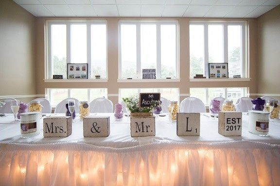 Table decor | Photo courtesy of Lee Germeroth Photography