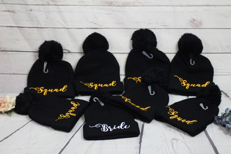 Bachelorette Part Beanies
