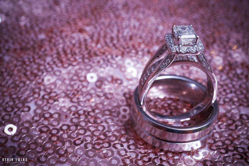Detailed Ring Shot