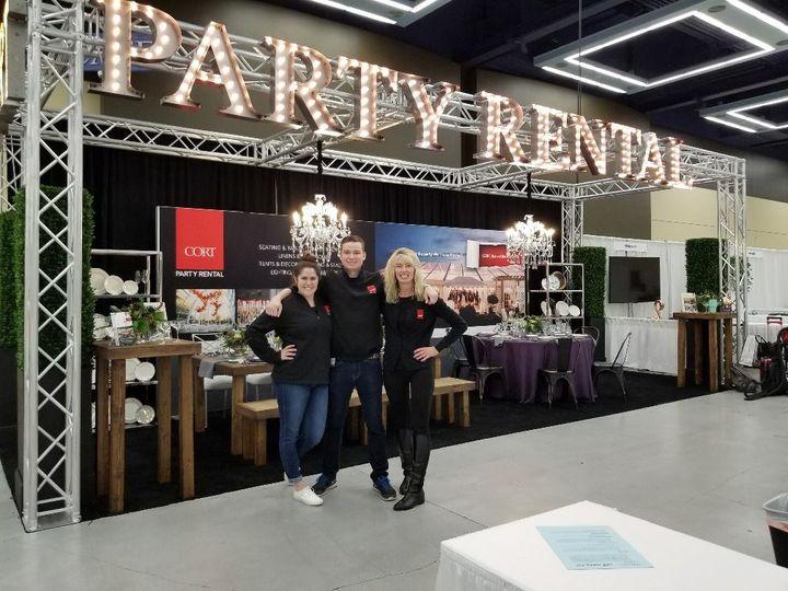 Tmx Seattle Wedding Show 2018 51 85405 Everett, WA wedding rental