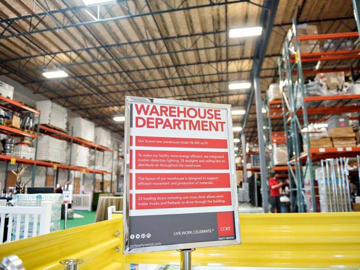 Tmx Warehouse Everett 51 85405 Everett, WA wedding rental