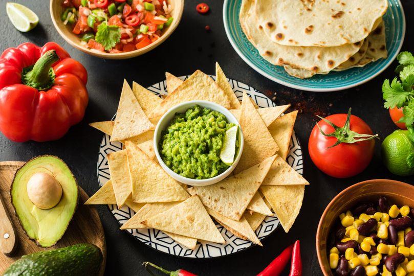 Tasty Table Fajita Bar