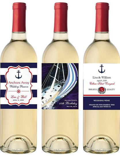 nautical wine labels 800