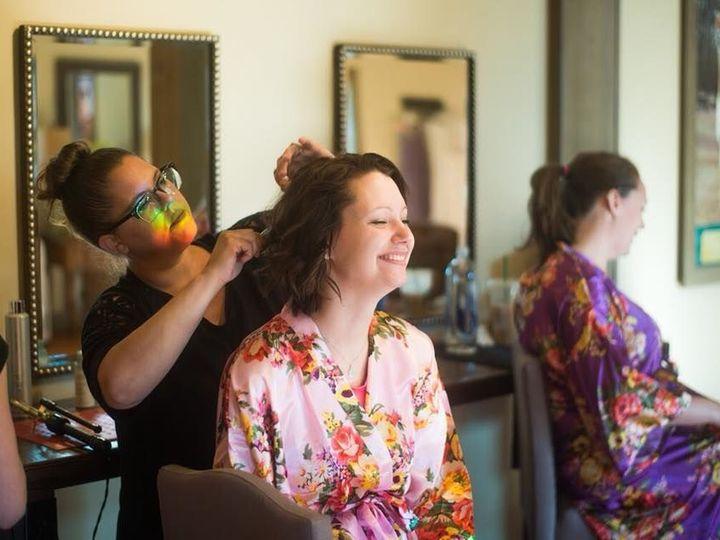 Tmx 1532346200 Af8dc9ea545228d2 1532346198 7af933291688d3f4 1532346196754 2 Hair1 Williamstown, NJ wedding beauty