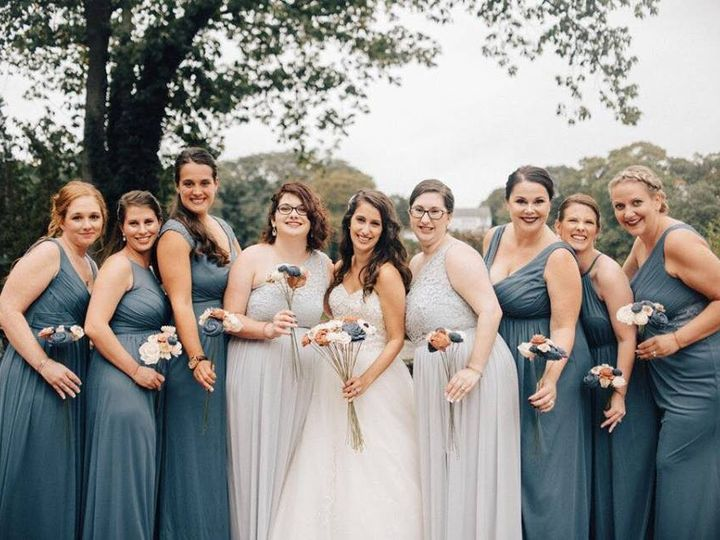 Tmx Bridal Party1 51 986405 1555708564 Williamstown, NJ wedding beauty