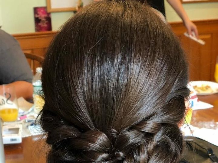 Tmx Hair 9 51 986405 1555708571 Williamstown, NJ wedding beauty