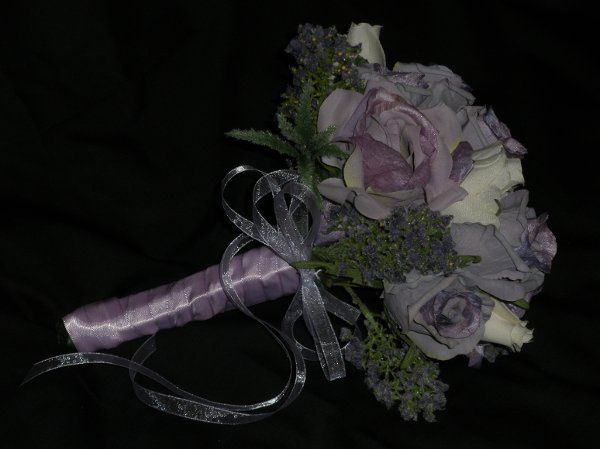 Colonial Silk Floral Bouquet