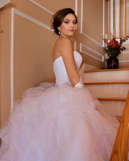Ballgown beauty
