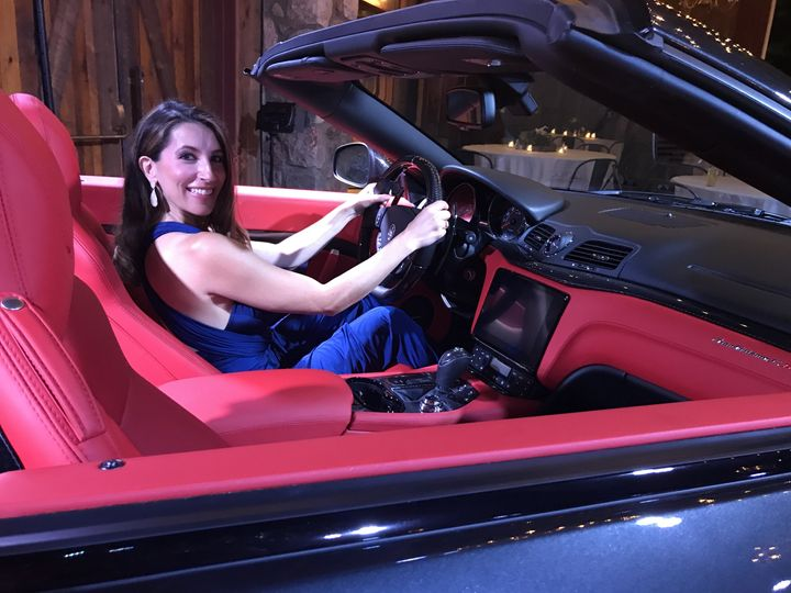 Private release for Maserati
