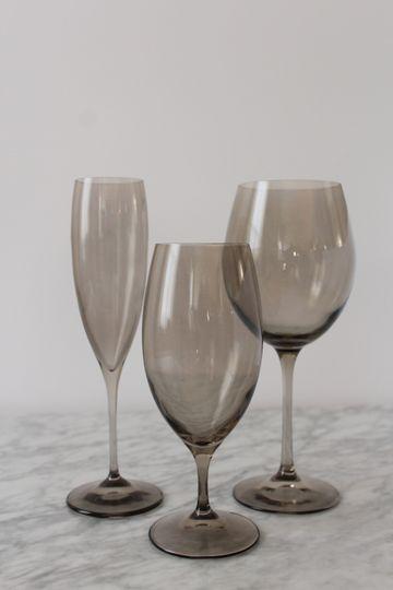 Smokey glassware