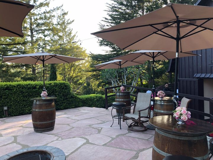 Tmx Wine Barrel Cocktail Tables 51 1398405 1571425623 Dublin, CA wedding rental