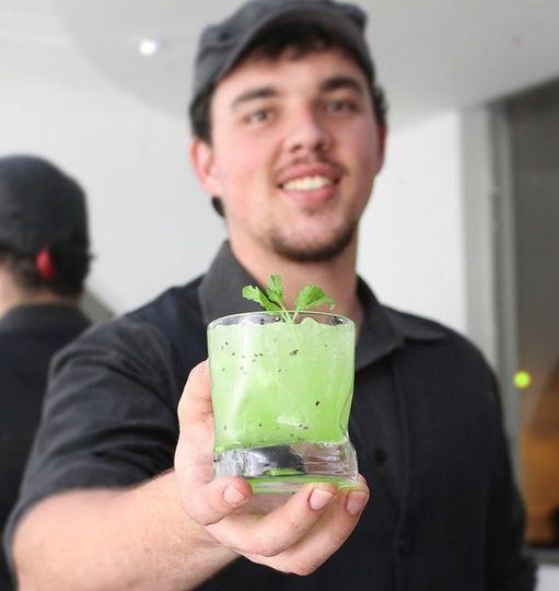 What about a Kiwi mojito?