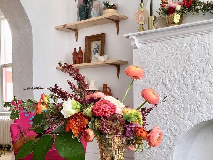 Tmx Flow6 51 1069405 1559412567 Santa Barbara, CA wedding florist