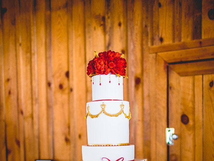 Tmx 1366087288480 Trish Jon Weddin 0557 Raleigh wedding cake